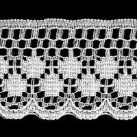 encaje polyester chavela